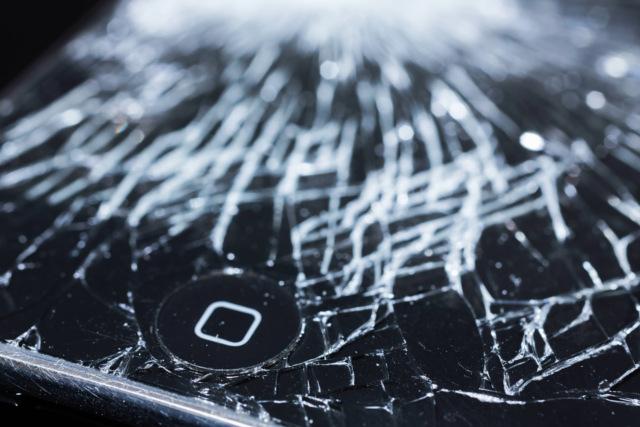 iPhone修理は愛知に拠点を構えるアットフォン「液晶の画面割れ」